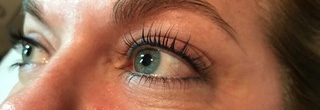 Lash Lift After