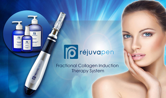 The Answer to the Winter Blahs: Rejuvapen Skin Care Treatment